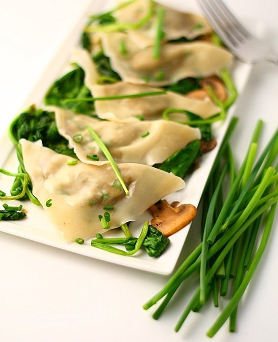 how to cook frozen wonton wrappers